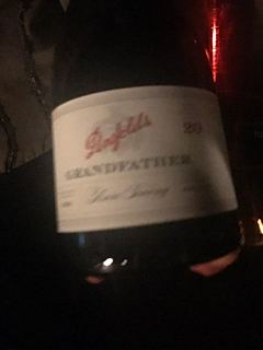 Penfolds Grandfather Rare Tawny