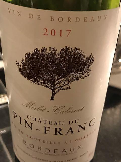 Ch. du Pin Franc Rouge