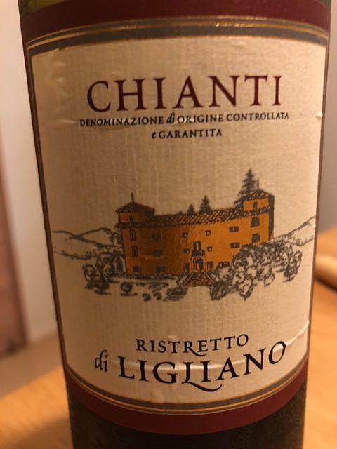 Malenchini Chianti Ristretto di Ligliano(マレンキーニ キアンティ リストレット・ディ・リリアーノ)