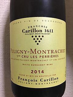 François Carillon Puligny Montrachet 1er Cru Les Perrières