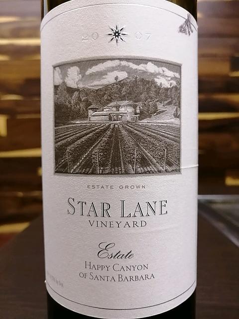 Star Lane Estate Red Blend