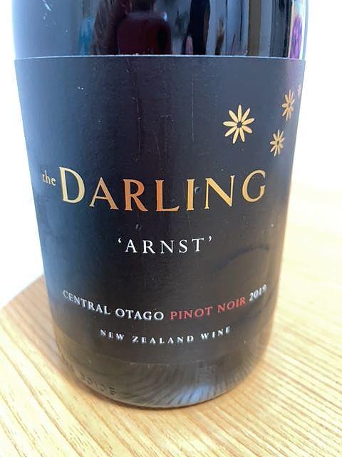 The Darling Arnst Pinot Noir(ザ・ダーリン アーンスト ピノ・ノワール)