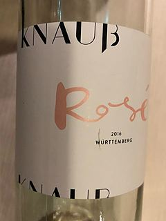Knauss Rosé(クナウス ロゼ)