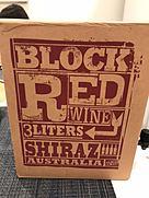 ブロック・レッド・ワイン シラーズ