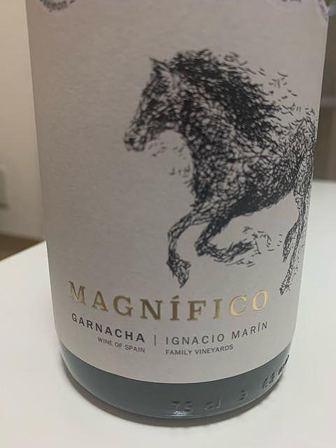 Magnífico Garnacha(マニフィコ ガルナッチャ)