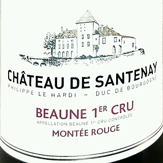 Ch. de Santenay Beaune 1er Cru Montees Rouges
