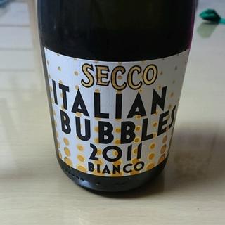 Secco Italian Bubbles Bianco