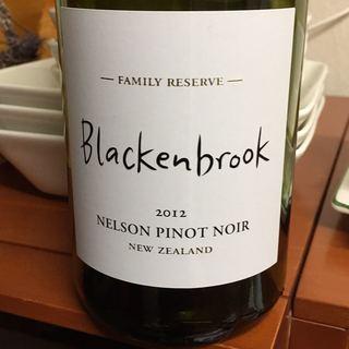 Blackenbrook Pinot Noir