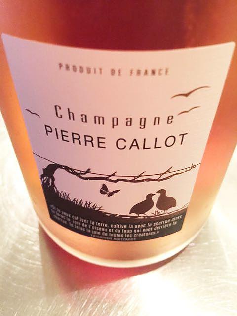 Pierre Callot Brut Rosé Diversité(ピエール・カロ ブリュット ロゼ ディヴェルシテ)