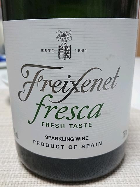 Freixenet Fresca(フレシネ フレスカ)
