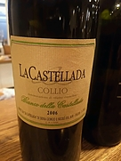 ラ・カステッラーダ コッリオ ビアンコ・デッラ・カステッラーダ(2006)