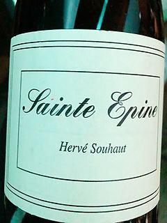 Hervé Souhaut Sainte Epine(エルヴェ・スオー サン・テピーヌ)