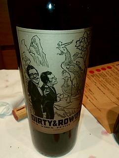 Dirty & Rowdy Old Vines Petite Sirah