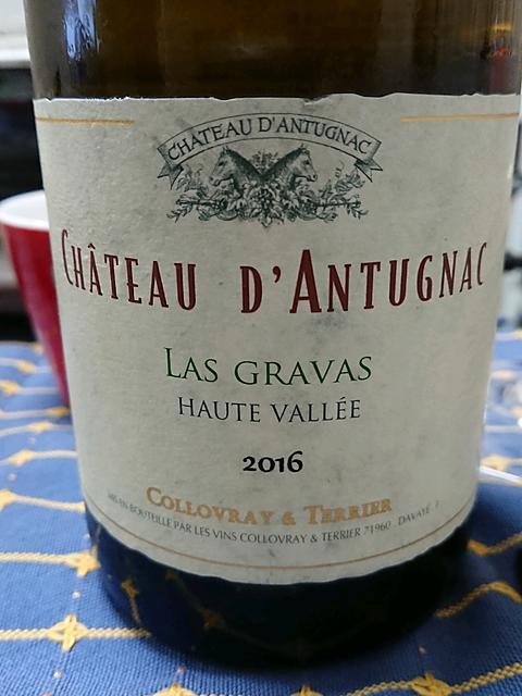 Ch. d'Antugnac Las Gravas(シャトー・アントニャック ラス・グラバス)