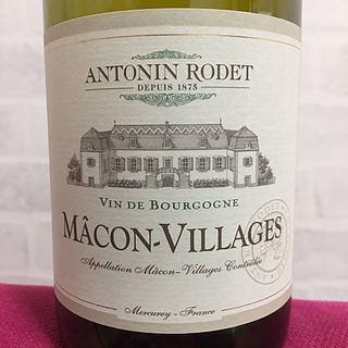 Antonin Rodet Mâcon Villages