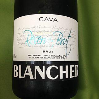 Blancher Reserva Brut(ブランチェール レゼルヴァ・ブリュット)