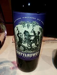 Dirty & Rowdy Rosewood Vineyards Old Vines Petite Sirah