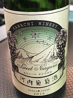 河内葡萄酒 スウィート ナイアガラ