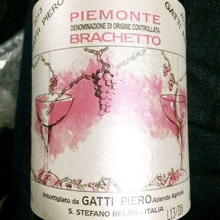 Gatti Piero Piemonte Brachetto(ガッティ・ピエロ ピエモンテ・ ブラケット)
