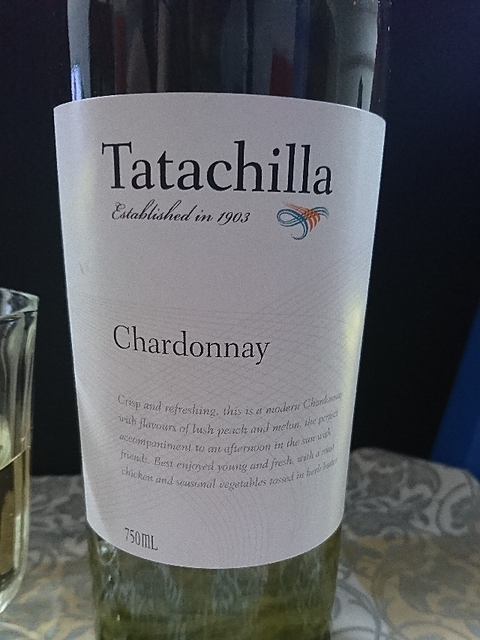 Tatachilla Chardonnay