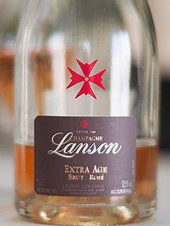 Lanson Extra Age Brut Rosé(ランソン エクストラ・エイジ ブリュット ロゼ)