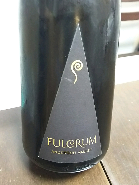 Fulcrum Anderson Valley Pinot Noir
