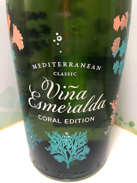 Torres Viña Esmeralda Blanco Coral Edition(トーレス ヴィーニャ・エスメラルダ ブランコ コーラル・エディション)