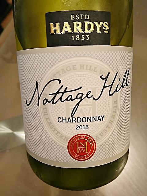 Hardys Nottage Hill Chardonnay(ハーディーズ ノッテージ・ヒル シャルドネ)