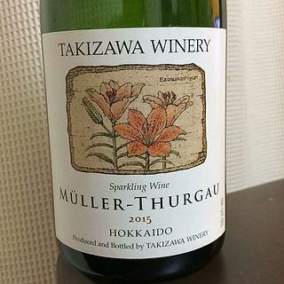 Takizawa Winery Müller Thurgau Sparkling
