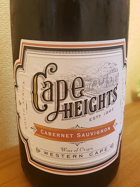 Cape Heights Cabernet Sauvignon(ケープ・ハイツ カベルネ・ソーヴィニヨン)