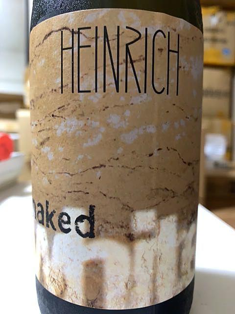 Heinrich Naked White(ハインリッヒ ネイキッド ホワイト)