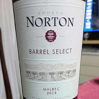 Norton Barrel Select Malbec