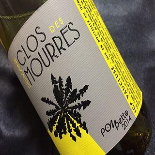 Clos des Mourres Pompotte Blanc(クロ・デ・ムール ポンペット ブラン)