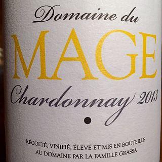 Dom. du Mage Chardonnay