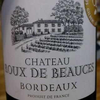 Ch. Roux de Beaucés Blanc(シャトー・ルー・ド・ボーセ ブラン)