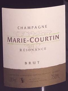 Marie Courtin Résonance Brut