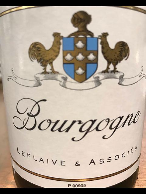 Leflaive & Associes Bourgogne Blanc
