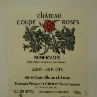 Ch. Coupe Roses Les Plots