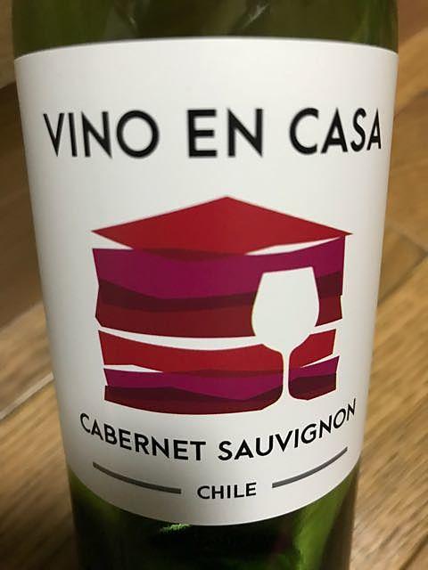 Vino En Casa Cabernet Sauvignon