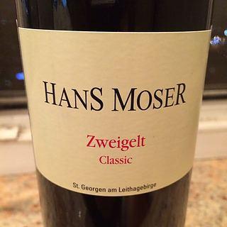 Hans Moser Zweigelt Classic(ハンス・モーザー ツヴァイゲルト クラシック)
