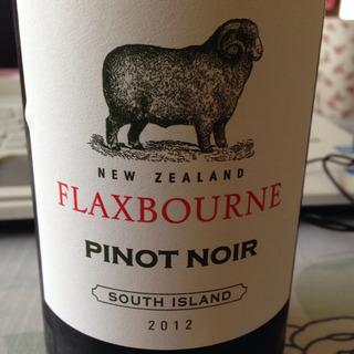 Flaxbourne Pinot Noir