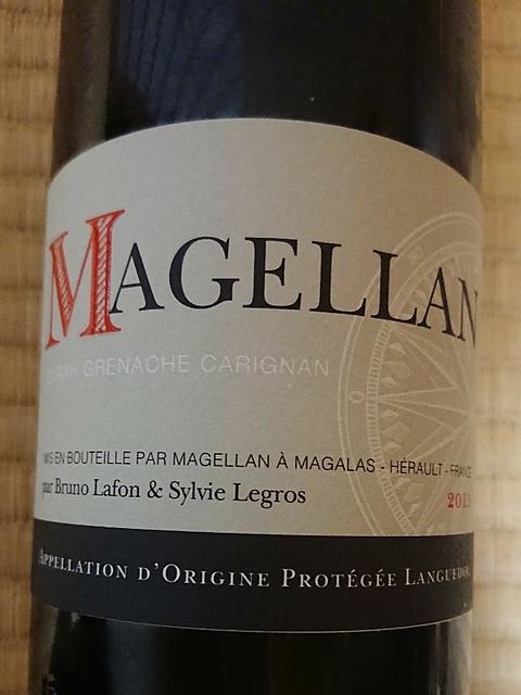 Magellan Rouge(マゼラン ルージュ)