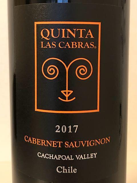 Quinta Las Cabras Cabernet Sauvignon(キンタ・ラス・カブラス カベルネ・ソーヴィニヨン)