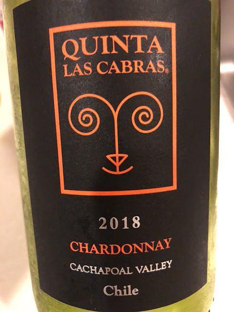 Quinta Las Cabras Chardonnay