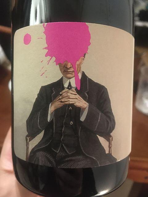 Cruse Wine Carignan Evangelho Vineyard