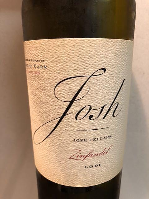 Joseph Carr Josh Cellars Zinfandel Lodi(ジョセフ・カー ジョシュ・セラーズ ジンファンデル ローダイ)