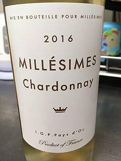 富士山ワイナリー Millésimes Chardonnay