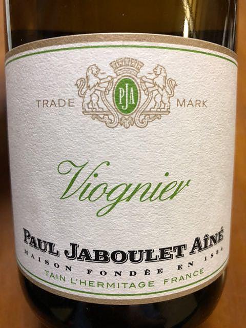 Paul Jaboulet Ainé Viognier