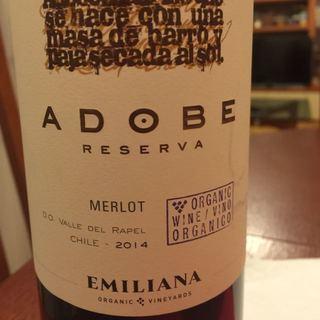 Emiliana Adobe Reserva Merlot