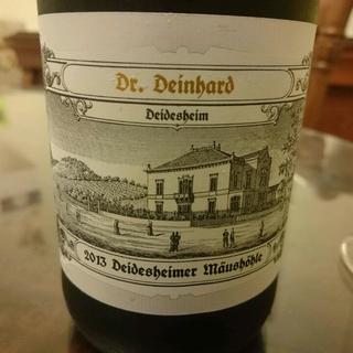 Dr. Deinhard Deidesheim Deidesheimer Mäushöhle Riesling Spätlese